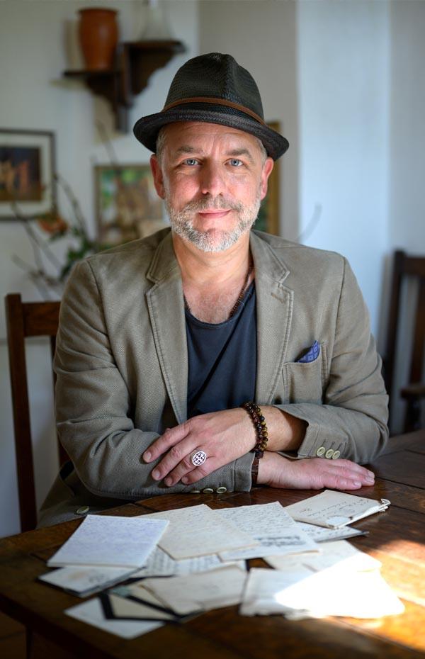 Christian Sepp | Autor & Historiker | Kontakt