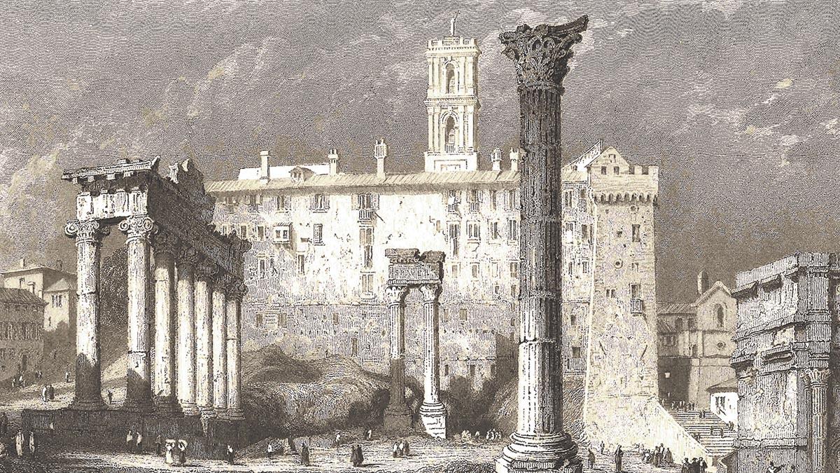 Virtuelle Lesung Ludovika | Teil 2 | Forum Romanum